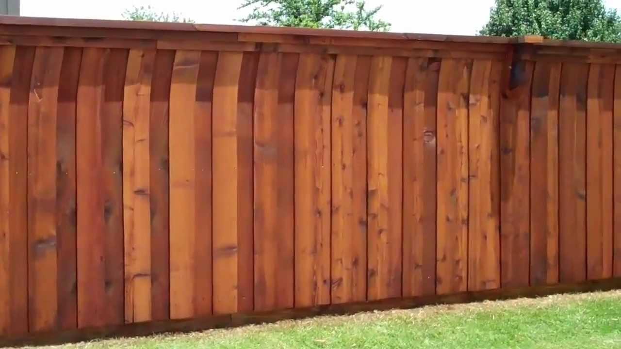Peach State Pressure Wash Fence Staining Atlanta